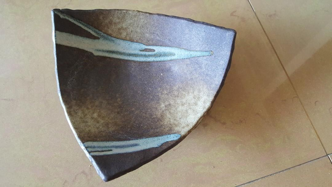 三角造型盤