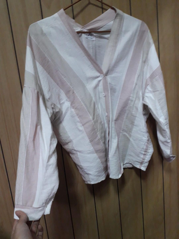 直條紋襯衫