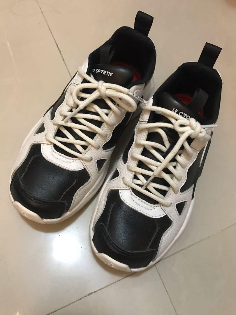 公雞牌復古老爹鞋