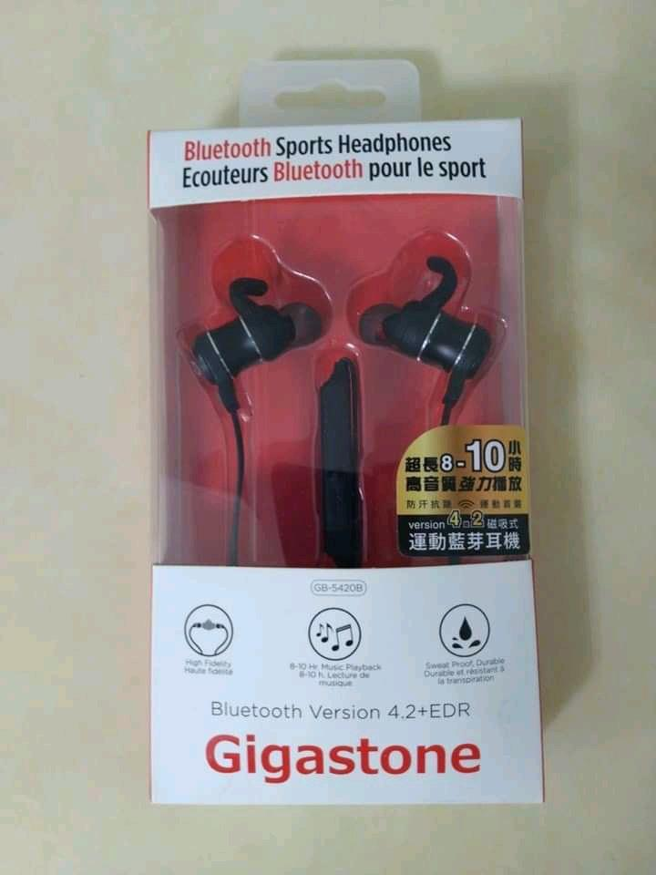 全新藍牙耳機 Bluetooth earphones