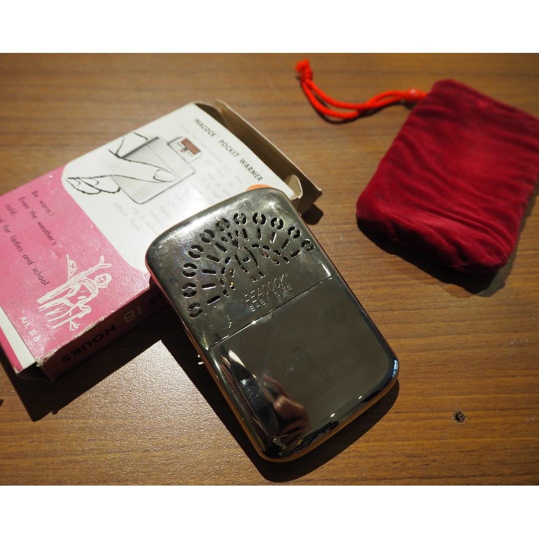 手暖爐 Pocket Warmer