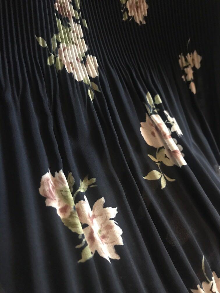 Abercrombie Floral Cami