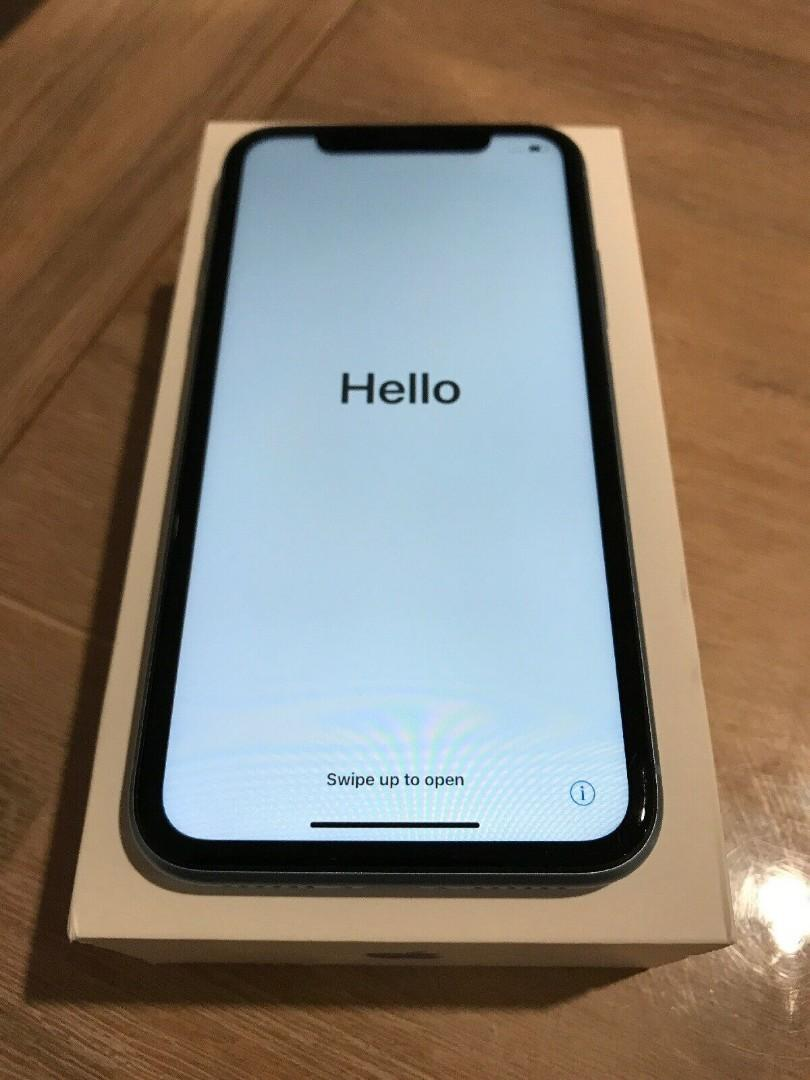 Apple iPhone XR - 128GB - Blue (Excellent Condition)