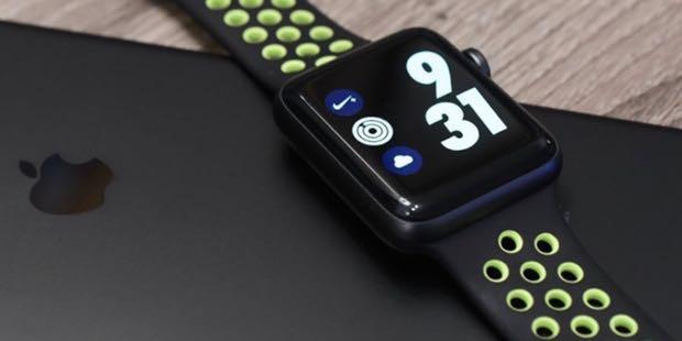 Apple Watch Series 2 Nike +✔️ 42 mm