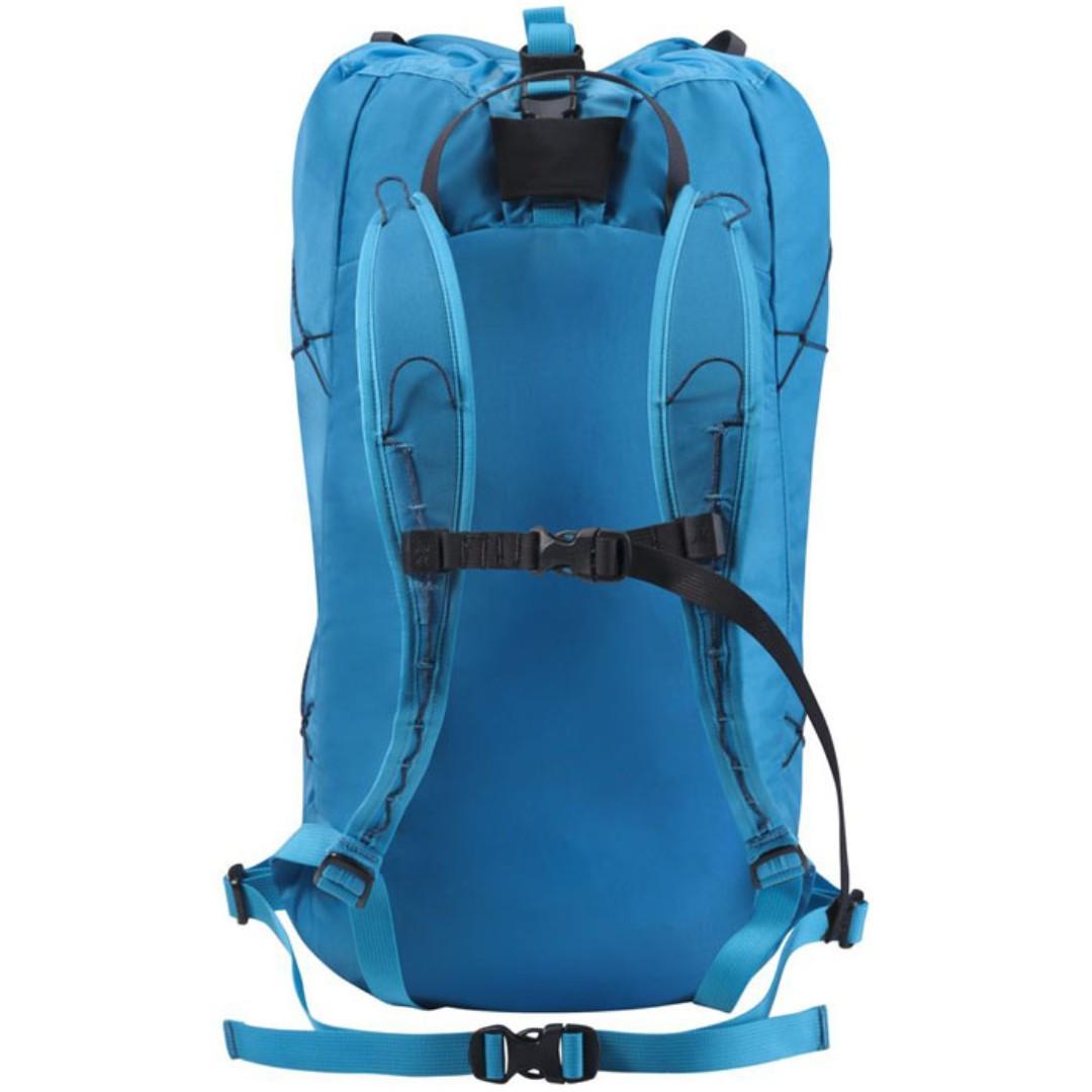 Arcteryx Cierzo 18 Summit Packpack blue