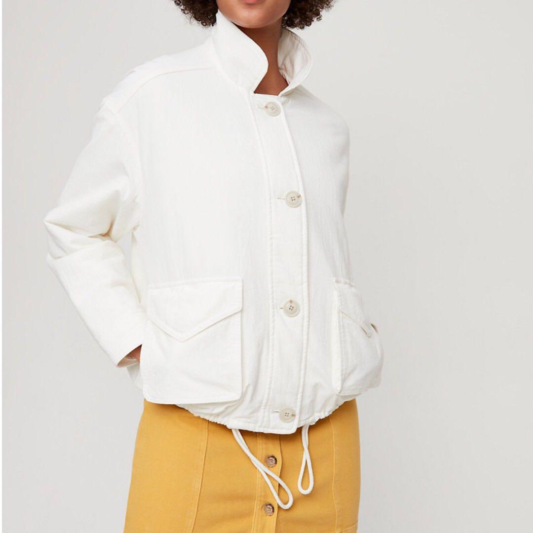 Aritzia Wilfred ALYONA jacket
