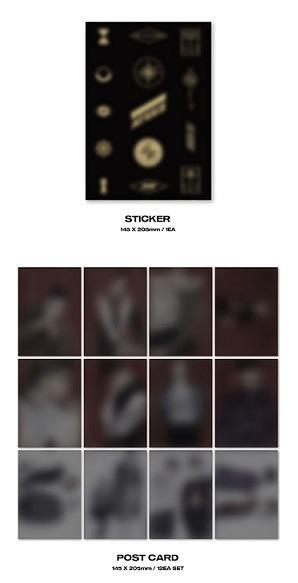 ATEEZ - Album Vol.1 [TREASURE EP.FIN : All To Action]