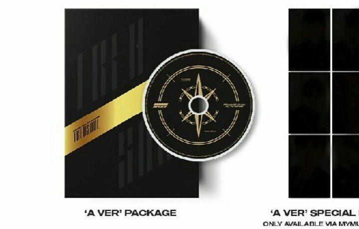 ATEEZ - TREASURE EP.FIN : ALL TO ACTION. can choose version