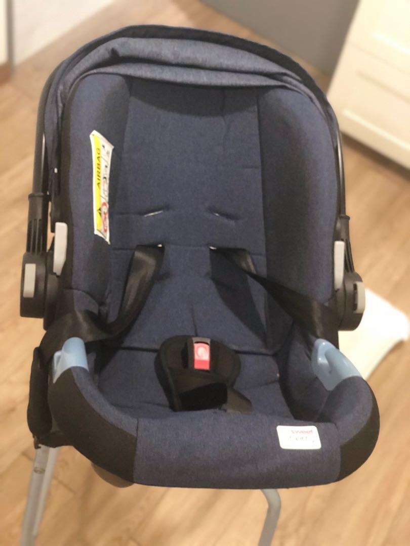 Baby Car Seat+ carrier