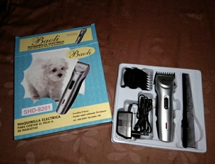 Baoli Dog Razor