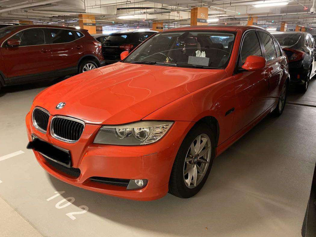 BMW 318 3 series 2.0 HOT COLOR !