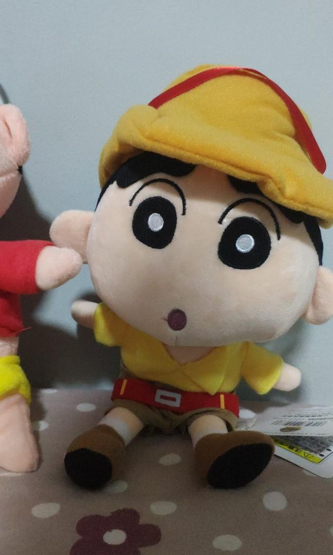 BN ShinChan Plush toys
