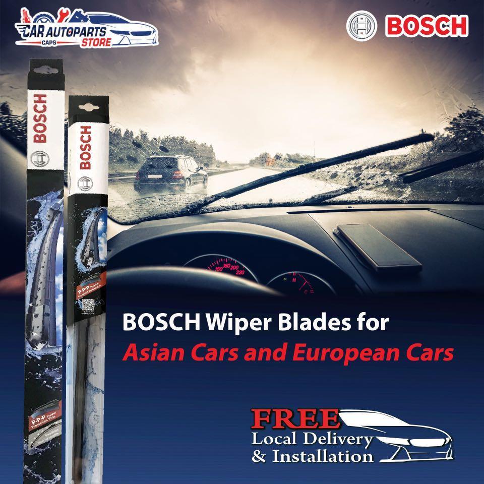 Bosch Aerotwin Wipers #CAROU10