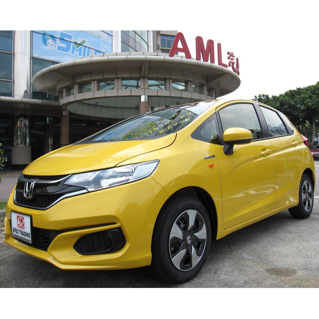 BRAND NEW HONDA FIT HYBRID 1.5A