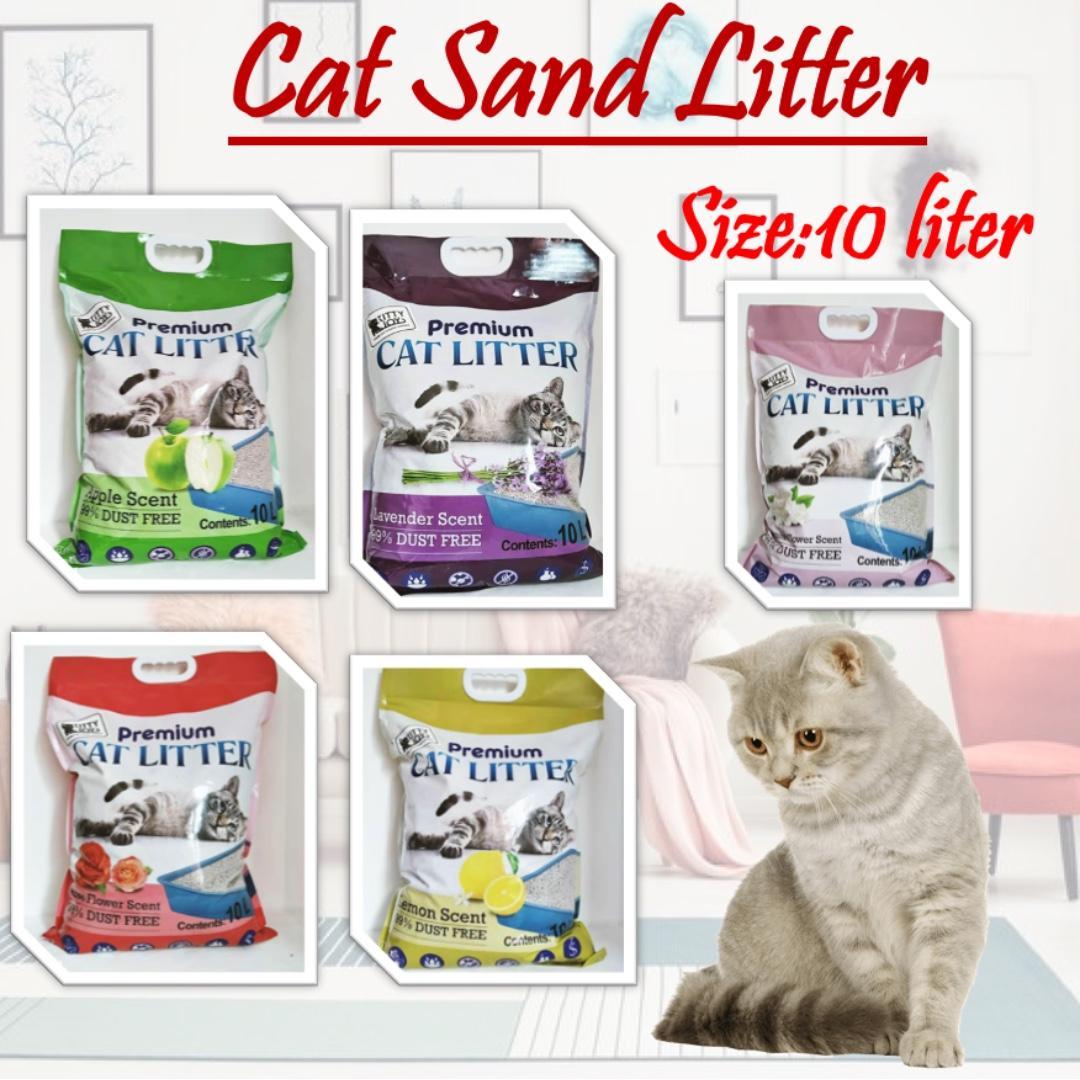 [BUNDLE Promotion!!] Semi Automated Litter Box w 2 pack of Cat Litter