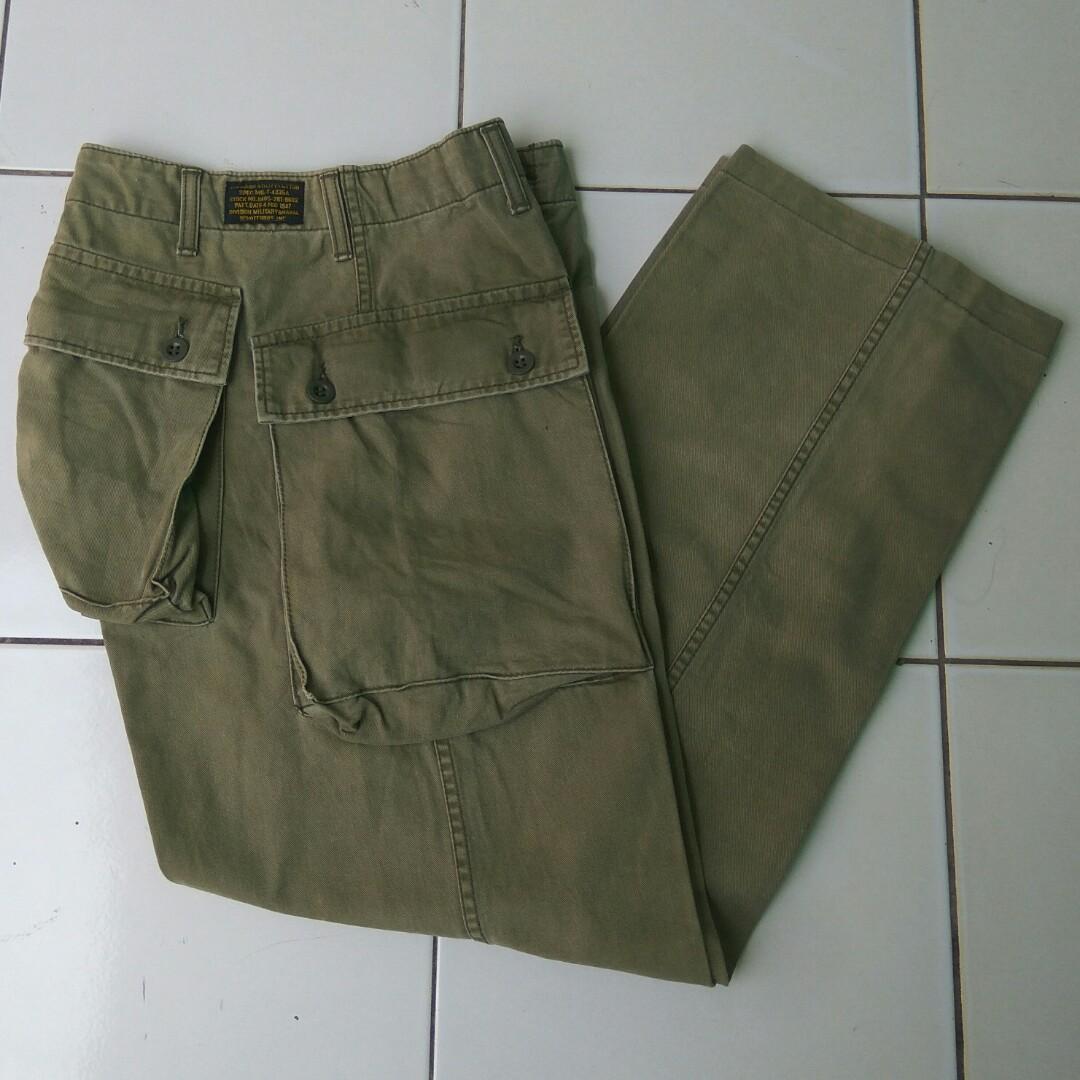 Cargo Monkey Pants - monkey cargo pants - cargo pants