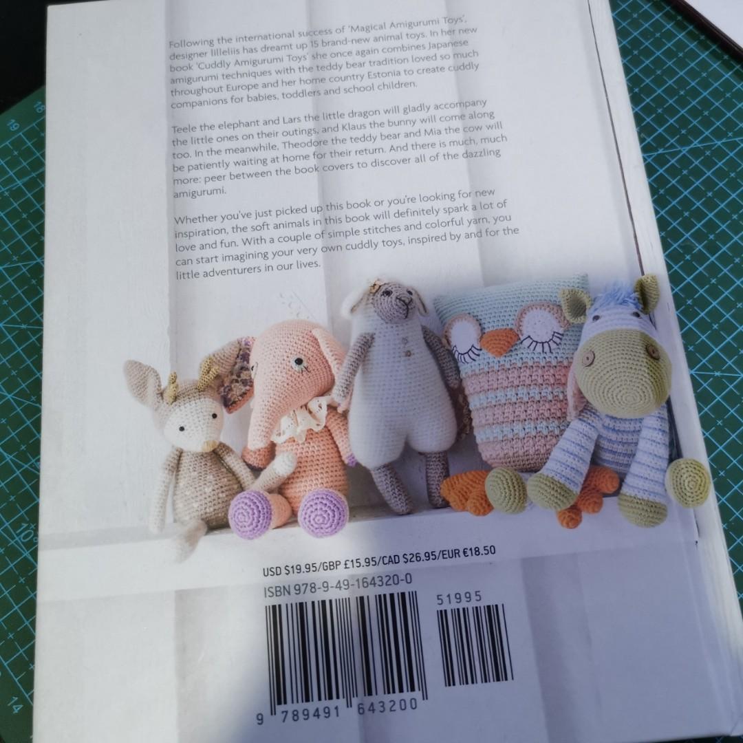 Cuddly Amigurumi Toys - Amazing book bundle! - Amigurumipatterns.net   1080x1080