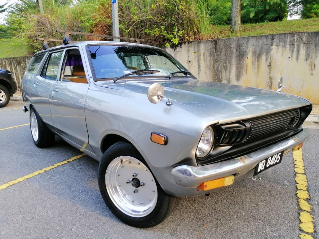 Datsun 120y wagon 1975