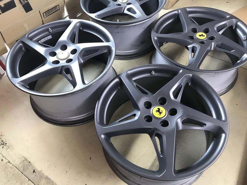 Ferrari 458 Stock 20 Wheels For Sale Car Accessories Tyres Rims On Carousell
