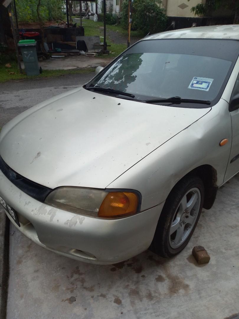 Ford laser 1995
