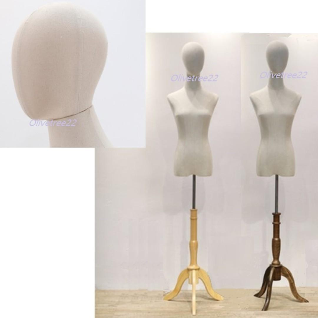 Free Delivery - Female Mannequin with Removable Head