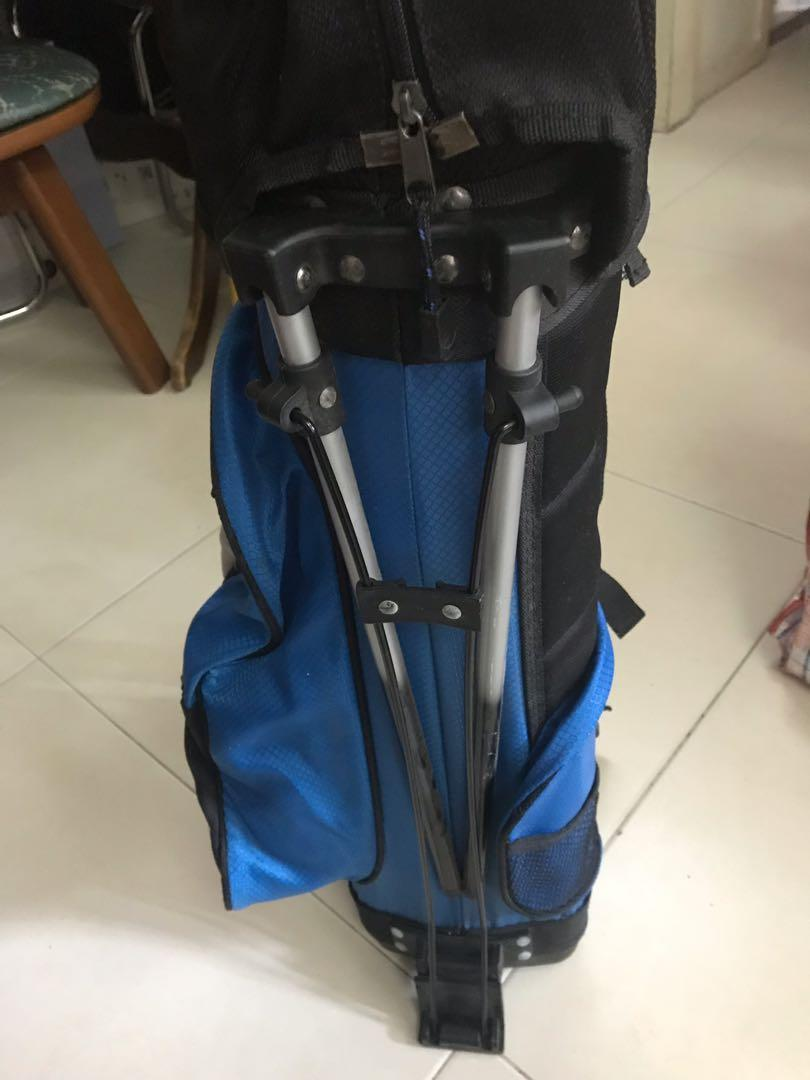 Golf Bag Junior Size with Clubs