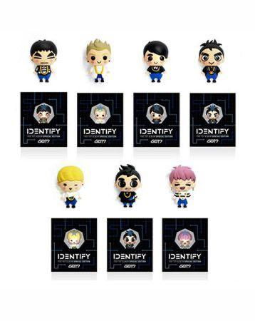 QYOP GOT7 Rare Collection