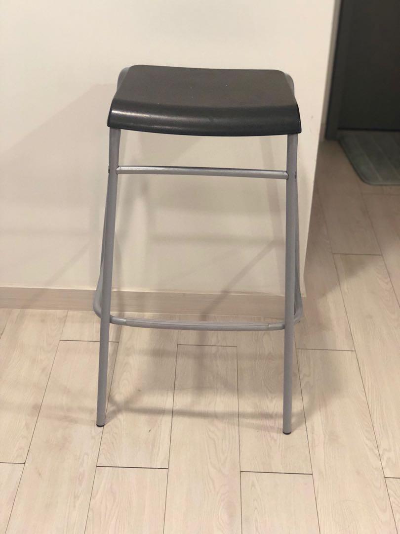 Ikea 1 pair bar stool