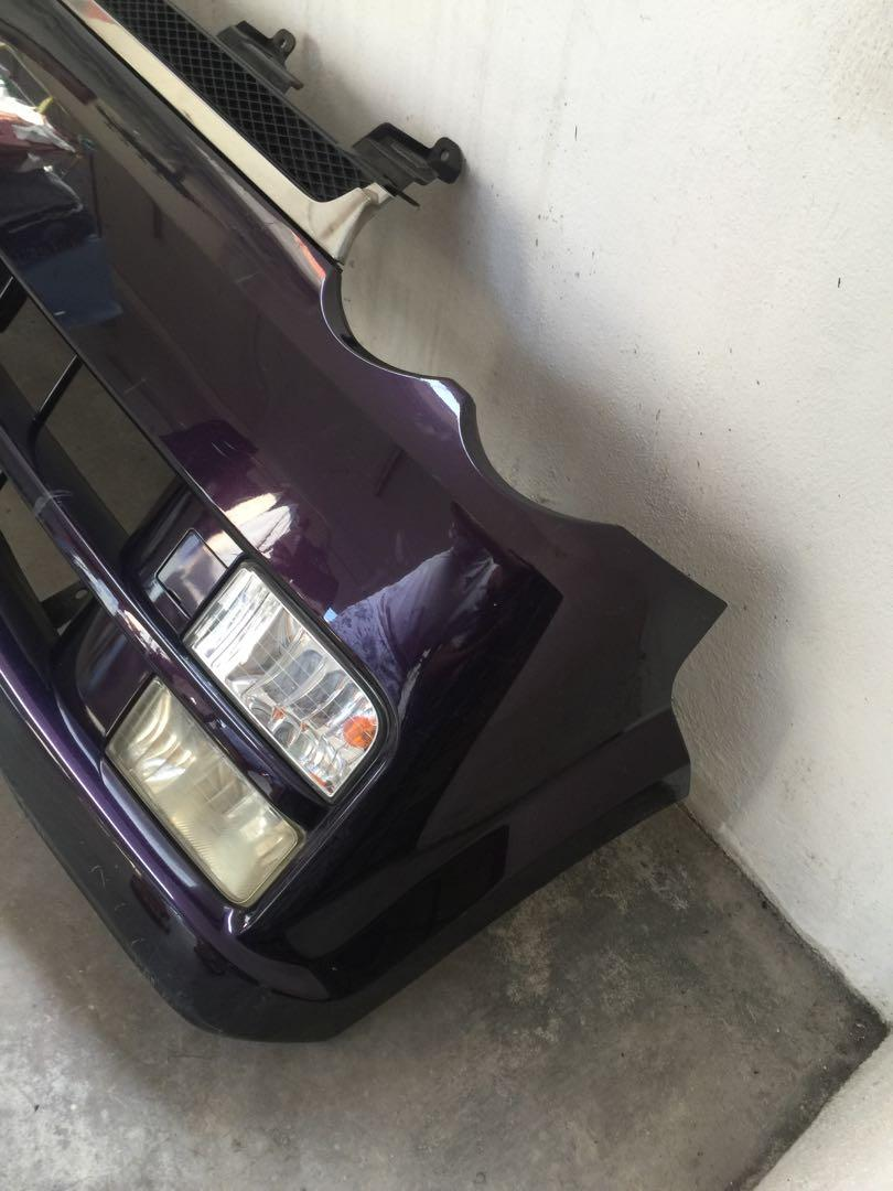 L150 bumper