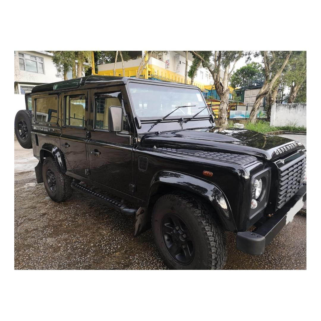 LAND ROVER DEFENDER 110 2014