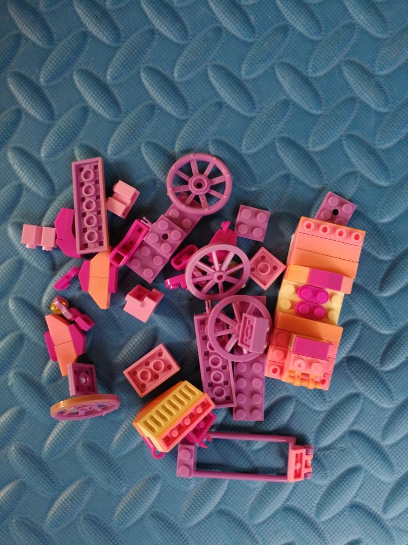 Lego人仔, 七幅圖全部 收100蚊