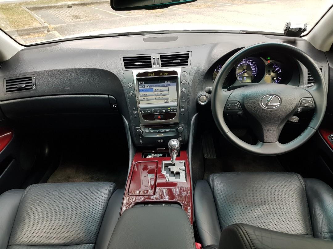 Lexus GS300 Luxury (A)