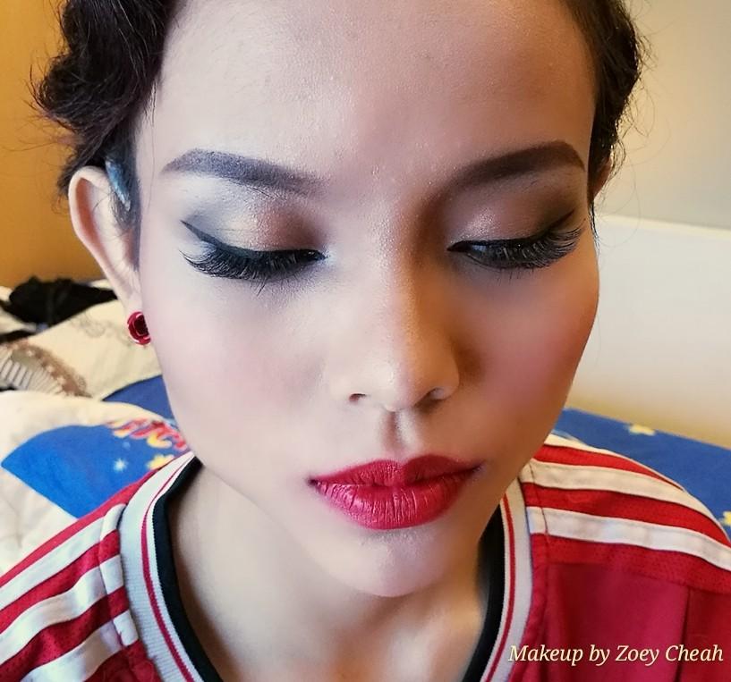 Makeup and Hairdo Service