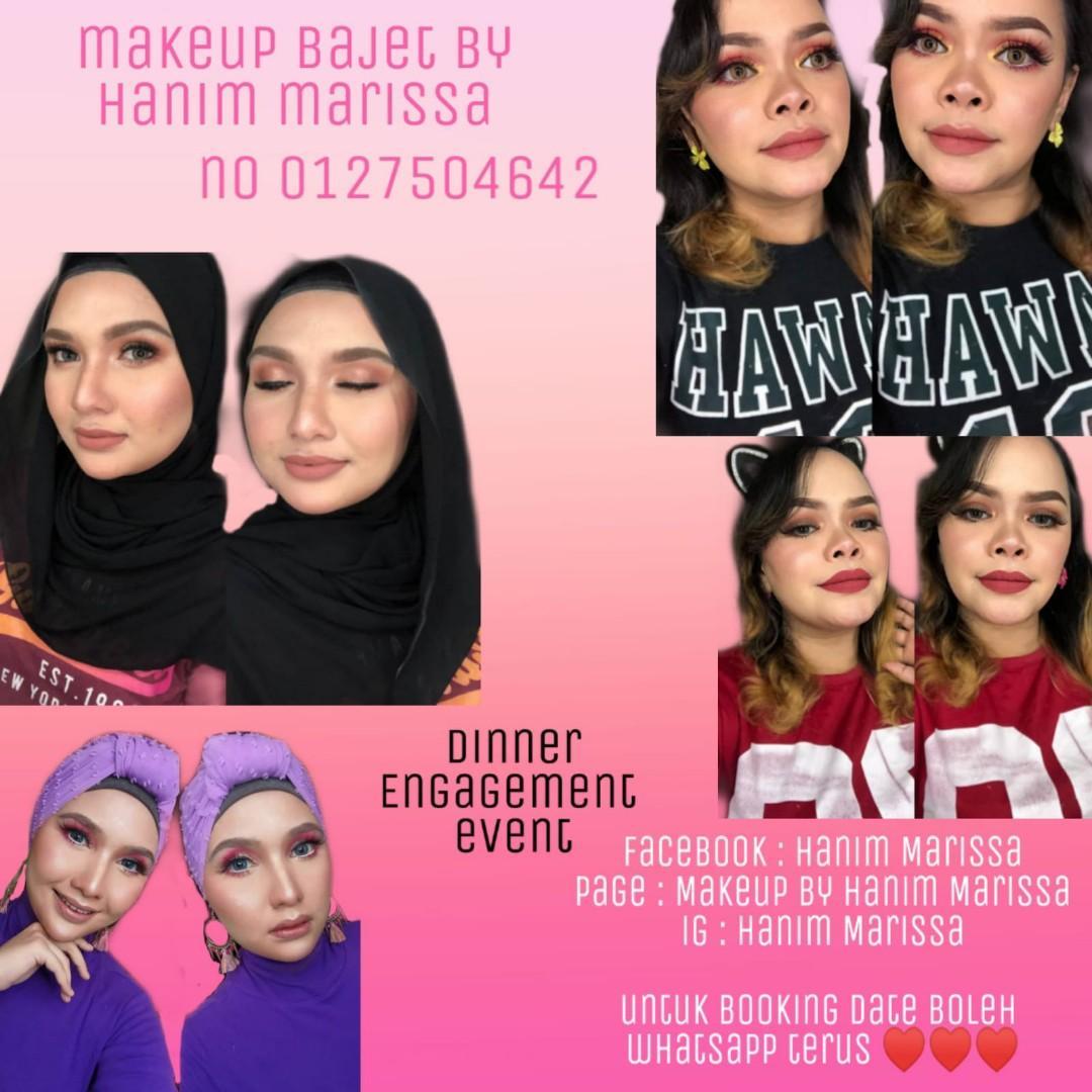 makeup bajet