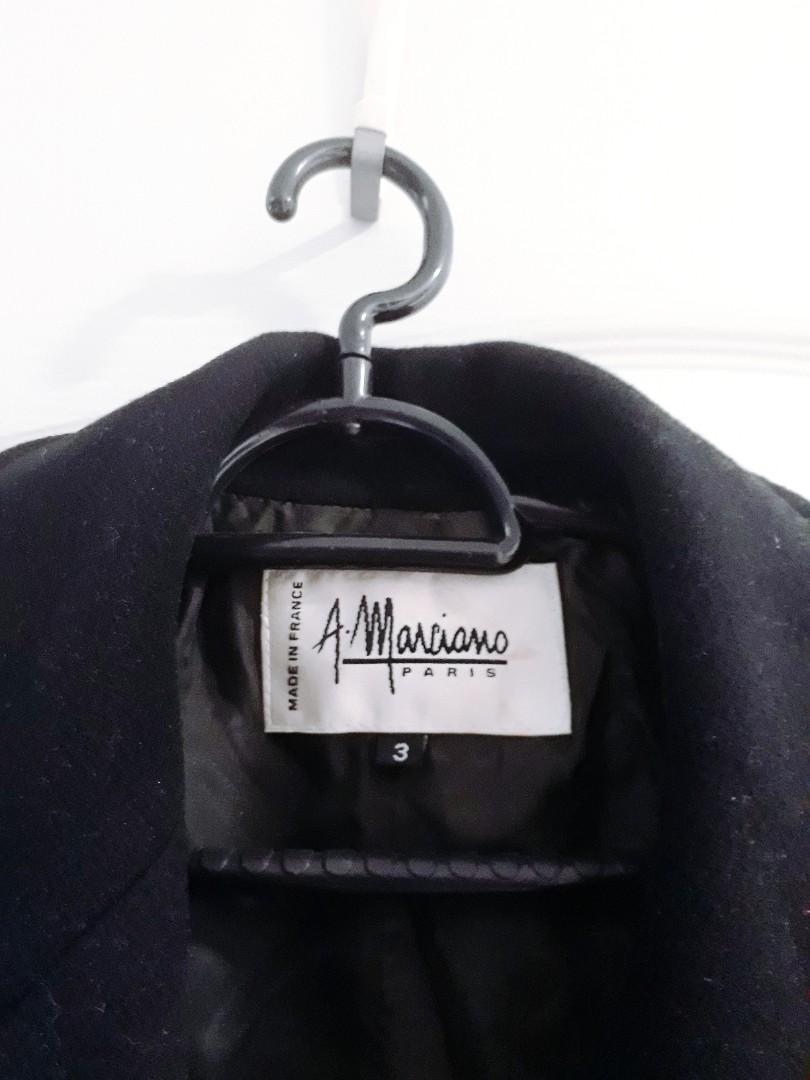 Man winter coat 100% cashmere