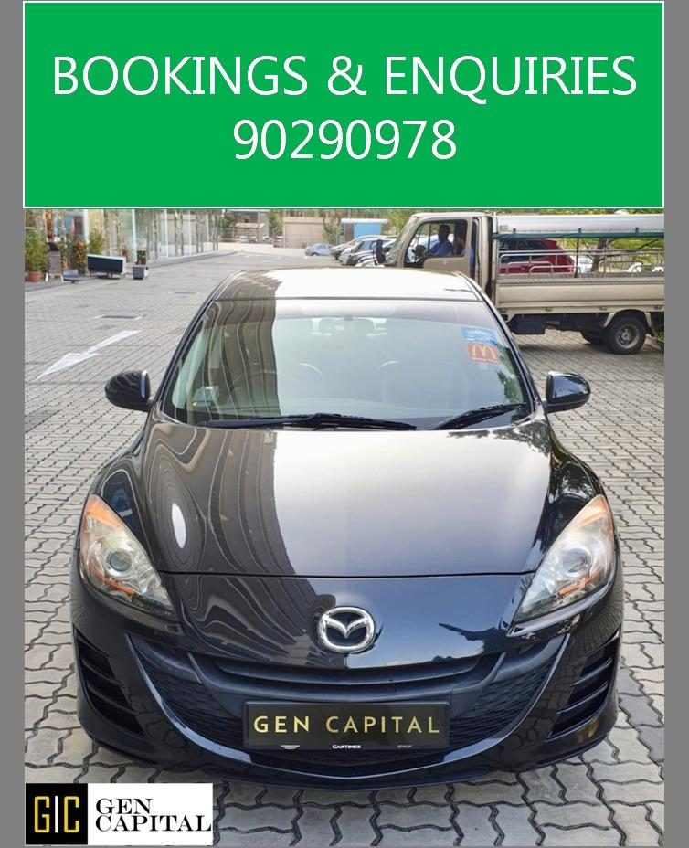 Mazda 3 - Your preffered rental, With the Best service!