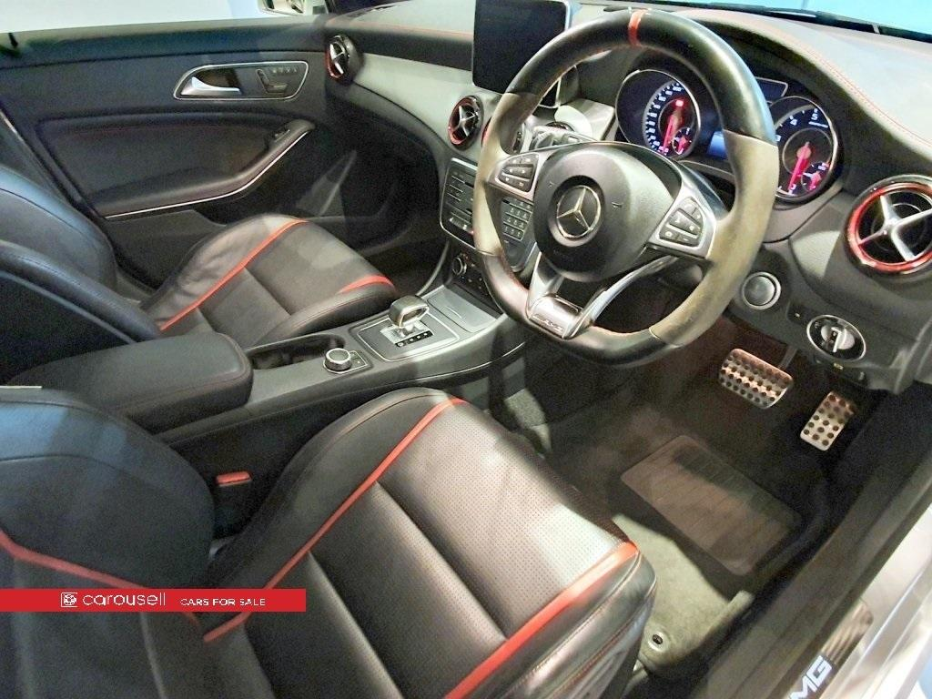 Mercedes Benz CLA-Class CLA45 AMG 4MATIC Shooting Brake