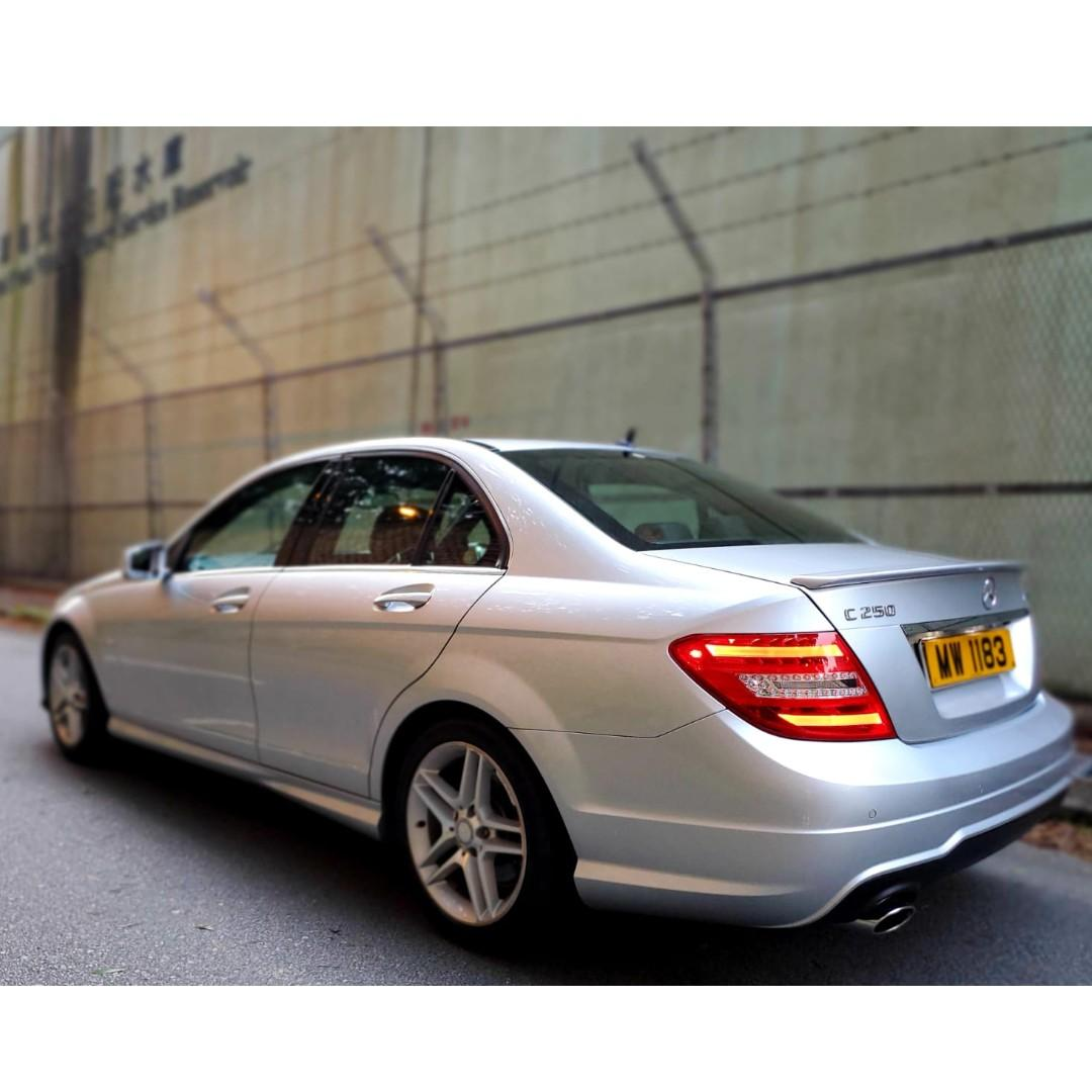 MERCEDES-BENZ C250 AMG Package