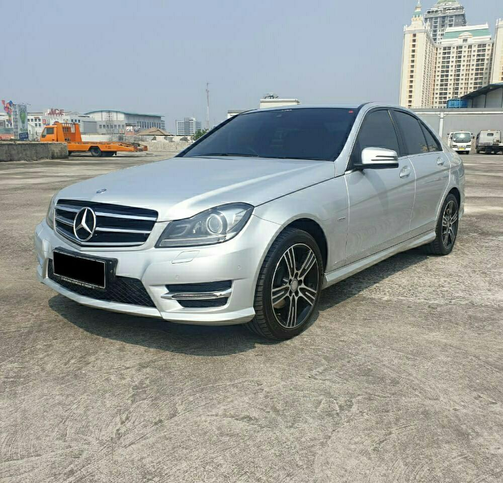 Mercy C200 Special Editions , Th 2014 , tgn 1 , mulus