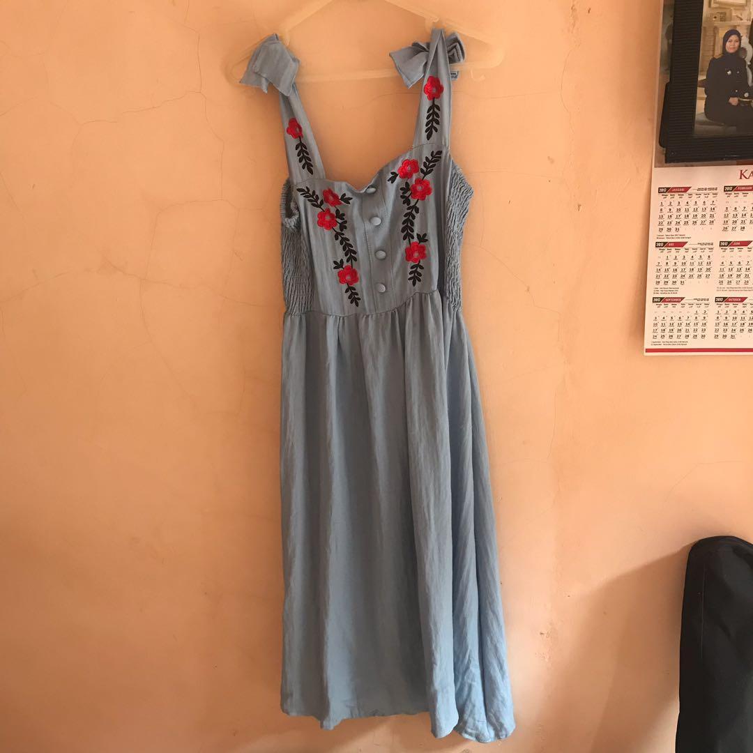 Midi Dress Jreep