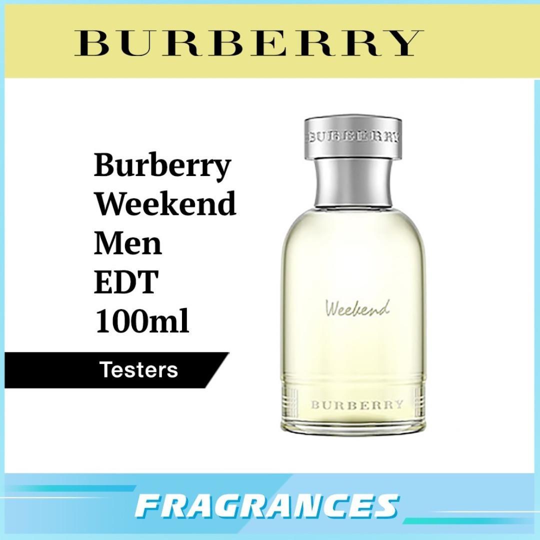 burberry weekend tester 100ml