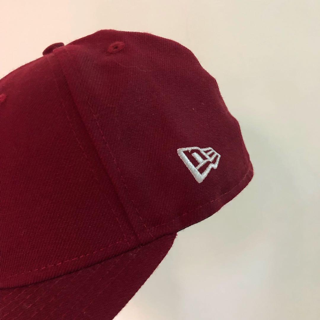 降價 ✨NEW REA 波士頓 紅襪B 紀念全封帽 酒紅白字 潮流 典藏