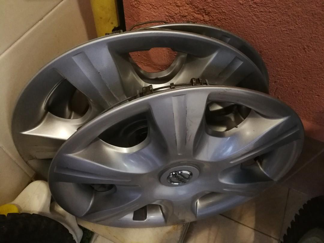 Nissan Almera Original Rim Cover 3pc