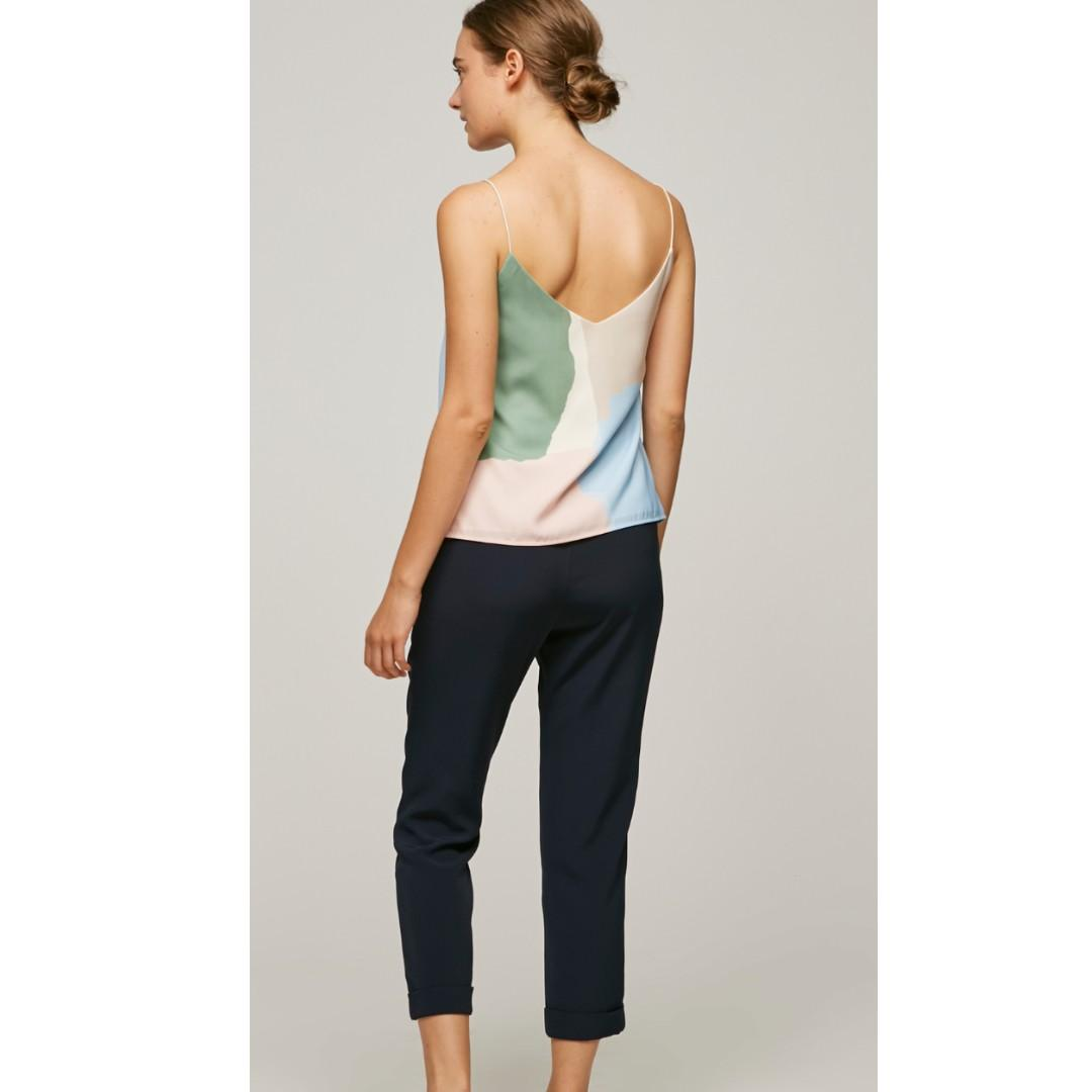 OUR SECOND NATURE HARBOUR CAMI TOP
