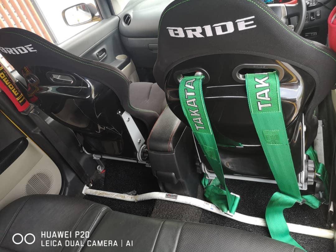Perodua myvi turbo 2007 ( superb condition)