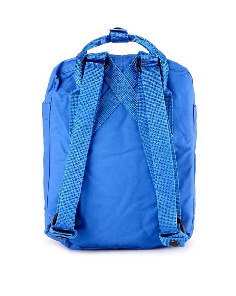 Preloved - Fjallraven Kanken Mini Backpack Un Blue