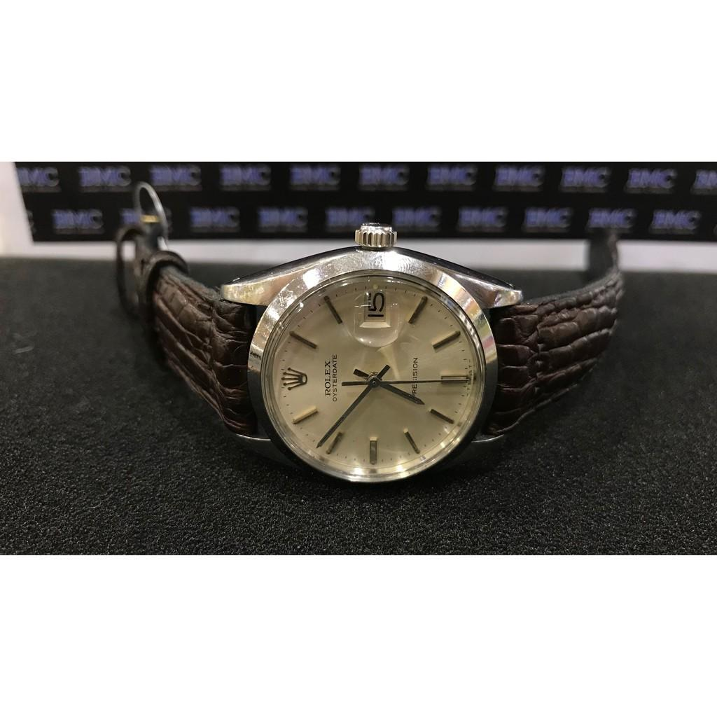 Rolex Oyster Date Precision 6694(pre-Owned)