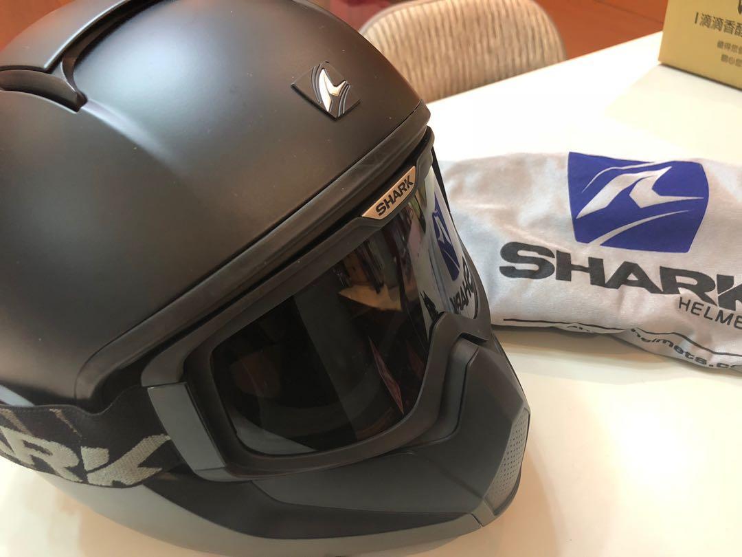 Shark Vancore 全罩風鏡式安全帽