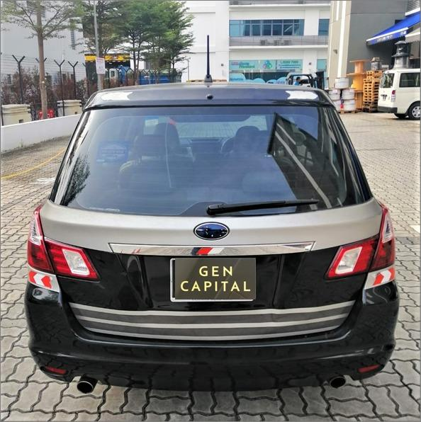 Subaru Exiga 2.0 *Best rates, full servicing provided!