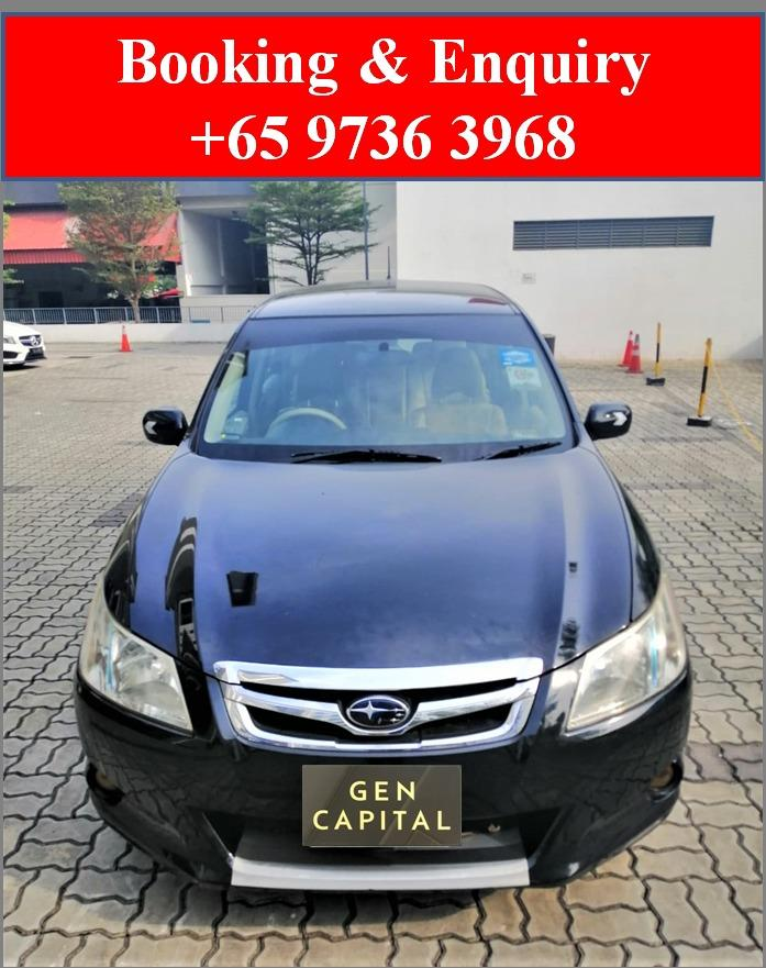 Subaru Exiga 2.0 *Best rates, full servicing provided!